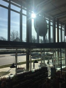 UV glass protection